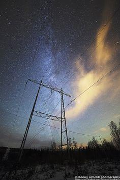 Powerlines II | by Ronny Årbekk