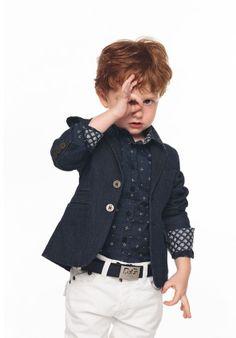 ALALOSHA: VOGUE ENFANTS: Dolce & Gabbana Let it snow collection
