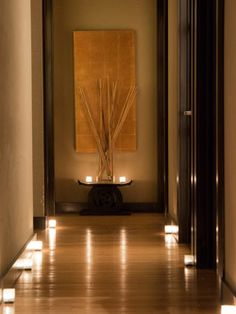 Would go great with my Buddha/ Native American feel of my spa. Would go great with my Buddha/ Native American feel of my spa. Spa Design, Spa Interior Design, Salon Design, Spa Treatment Room, Spa Treatments, Deco Spa, Spa Room Decor, Day Spa Decor, Home Decor
