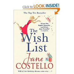 The Wish List: Amazon.co.uk: Jane Costello: Books