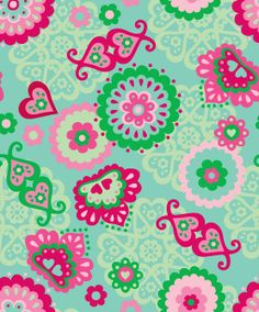 Floral pattern for Hema by Silvia Dekker Images Wallpaper, Cute Wallpapers, Iphone Wallpapers, Flowery Wallpaper, Pattern Wallpaper, Cute Backgrounds, Wallpaper Backgrounds, Textures Patterns, Fabric Patterns