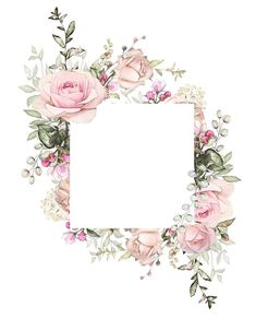 Vintage Flowers Frame Decoupage 69 Ideas For 2019 Watercolor Flowers, Watercolor Art, Watercolor Wedding, Wedding Cards, Wedding Invitations, Wedding Invitation Background, Wedding Frames, Wedding Ideas, Flower Background Wallpaper