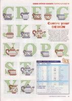 Gallery.ru / Фото #27 - The world of cross stitching 030 март 2000 - WhiteAngel