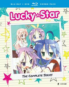 Lucky Star: The Complete Series & Ova [Blu-ray] Funimatio... https://www.amazon.com/dp/B01EIW2RMO/ref=cm_sw_r_pi_dp_EfvExbJXB8Q0Z