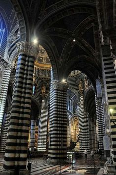 Duomo di Siena italy via italy art n architecture on facebook