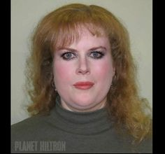What celebrities would look like if they were average Americans. Funny!
