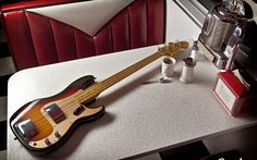 Fender Bass for a great starter!