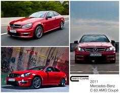 SED-CARS | 2012 Mercedes-Benz C 63 AMG Coupé