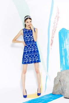 Alice + Olivia Spring 2013 Ready-to-Wear Collection - Vogue
