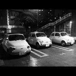 Three white Fiat 500! CANQ* - @can500 » Instagram Profile » Followgram