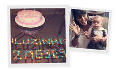 Mêsversário: famosos comemoram e registram cada mês de vida dos filhos - Família - MdeMulher - Ed. Abril