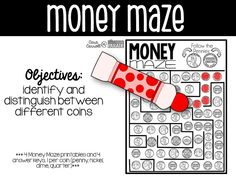Money mazes!  Identi