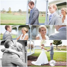 First Look Ideas | outdoor weddings :: Maggie Coursey Photography