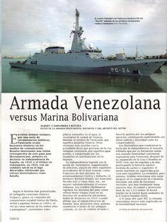 Armada Venezolana vs. Marina Bolivariana