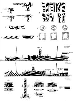 Dazzle camouflage (yes, that's where Razzle Dazzle comes from) was used in American and British Navies during World War I and World War II. Dazzle ships were painted in almost Cubist/Op Art patterns,. Dazzle Camouflage, Camouflage Patterns, Ww1 Art, Navy Paint, Technical Illustration, Frank Stella, Military Camouflage, Principles Of Art, Illusion Art