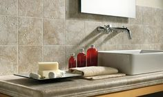 This is what is in my bath, still love it! Might use again. Design Gallery - Bathroom   Marazzi USA