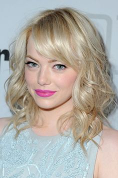 I think I want this hair cut/style. NOT the color however.
