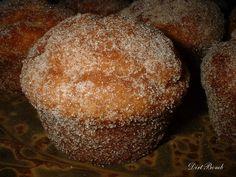 Duffins---cross between a doughnut and muffin.