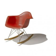 Eames Molded Plastic Rocker Chair & Eames Rocker Chairs|YLiving