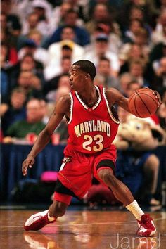 Loved watching Steve Francis play junior college ball. Amazing athlete.