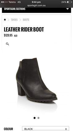 Sportsgirl boot