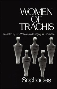 This is one of the most famous pieces of work written by dramatist Sophocles. He was one of the best writers of tragedy in ancient Greece.