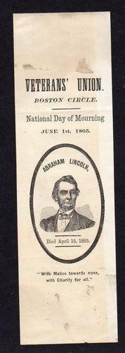mourning badge