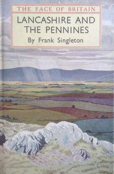 Brian Cook illustration for Batsford, 1952.