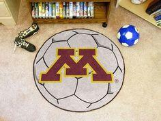 """University of Minnesota Soccer Ball 27"""""""" diameter"""