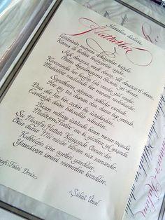 calligraphy, calligraphia, kaligrafi, italik, italic, fahri deniz. www.kaligrafisanati.com, pen, oblique pen