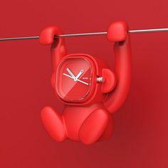 Monkey Watch, Monkey Do by Thom Doyle