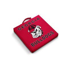 NCAA Georgia Bulldogs Stadium Cushion