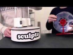 Tilskud til Sculpto - 3D Printer
