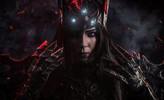 Melkor Cosplay (female version) by EnotArt