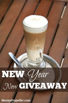 New Year - New Giveaway - $50 and Books - Money Propeller