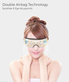 THE SMART EYE MASSAGER IS THE NEWEST INNOVATION IN BEAUTY AND SLEEPS TECHNOLOGY  It fits comfortably over your eyes and gives you a relaxing massage that you've never felt before.   #massage #eyewearmania #eyewearfashion #fashion #eyemaskcollagen #eyeglassesfashion #eyeglasses #collagen #newarrivals #beautyblogger #eyecaretips #eyemassager #eyeroller #eyebags #hudabeauty #beautiful #beautyinspiration #dark #igers #darkcircles #eye #abduljalil #maitha #mait #CoconutOilEyebrows Coconut Oil Eyebrows, Eye Makeup Art, Beauty Studio, Eyebags, Grow Hair, Skin Treatments, Huda Beauty, Skin Care Tips, Massage