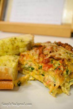 Adding Veggies to Lasagna #tips #kids #cooking #Italian #lasagna