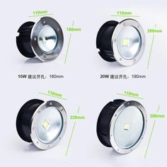 544.00$  Watch here - http://ali3go.worldwells.pw/go.php?t=32638572813 - 10pcs/lot High quality Outdoor Lighting 20W COB LED underground light, Waterproof IP67 12v 24v or  AC85-265V 544.00$