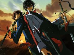 Code geass: lelouch of the rebellion, a two-season anime television series that aired from 2006 to 2008, plays with a lot of anime tropes in interesting or.