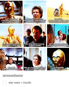 best!!! fantasy insults are always my favorite :)))) << The nerf-herder one is my favorite. :)