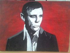 Bond, James Bond - My painting