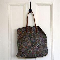 Colette Bag by Sophie Digard - crochet