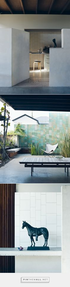 TIle patterns by Donovan Hill - D House — The Design Files http://thedesignfiles.net/2013/02/brisbane-home-geraldine-cleary/ - created via https://pinthemall.net