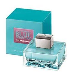 Blue Seduction by Antonio Banderas for Women 1.7 oz / 50 ml EDT Spray