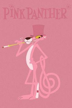 Pink Panther IPhone Wallpaper