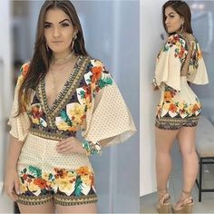Look Legging, Casual Looks, Bell Sleeve Top, Cover Up, Plus Size, Blazer, Outfits, Shorts, Elegant