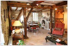 Rustic livingroom...