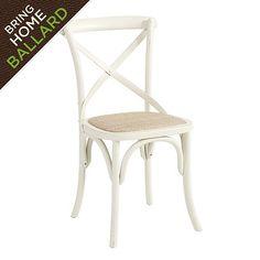 Constance Side Chairs - Set of 2 #ballarddesigns #coastalhome