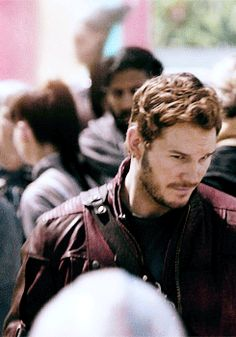 Chris Pratt StarLord