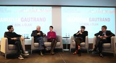 Les Mardis de l'Architecture #12 Manuelle Gautrand #Conference